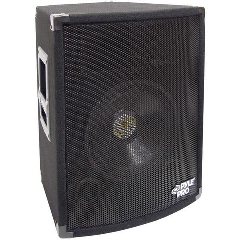 "Pyle PADH1079 500-Watt, 10"" 2-Way Professional Speaker Cabinet - Peazz.com"