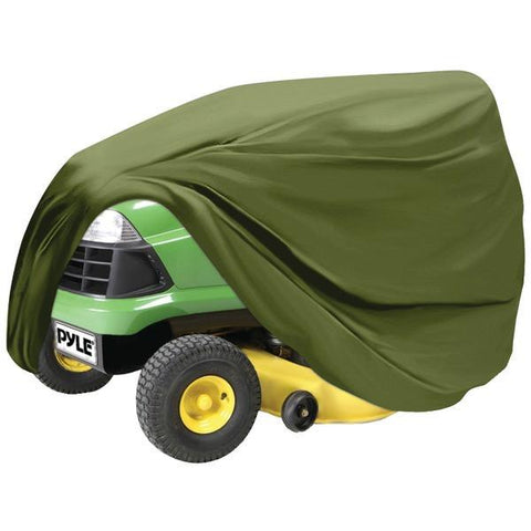 Pyle PCVLTR11 Armor Shield Home & Garden Equipment Universal Lawn Tractor Cover - Peazz.com