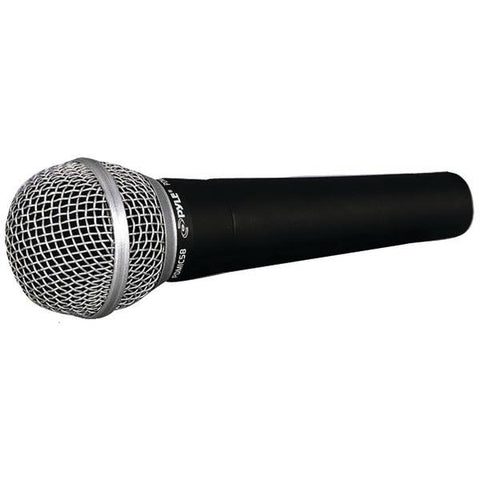 Pyle PDMIC58 Professional Moving Coil Dynamic Handheld Microphone - Peazz.com