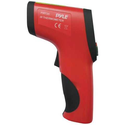 Pyle PIRT25 Compact IR Thermometer with Laser Targeting - Peazz.com