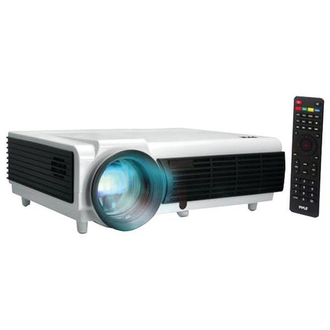 Pyle Home PRJD903 Full HD 1080p Digital Multimedia Projector - Peazz.com