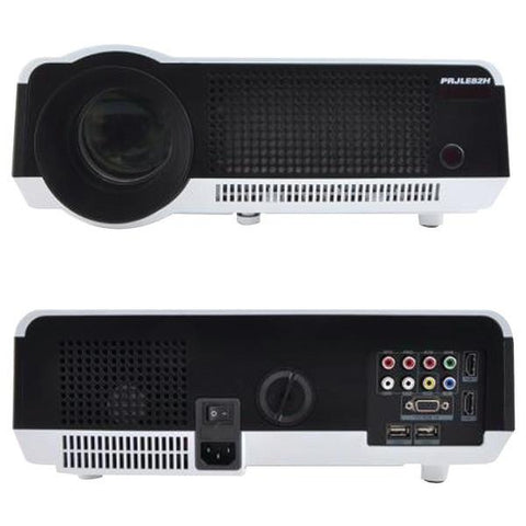 Pyle Home PRJLE82H LED Home Theater Projector with 1080p Support - Peazz.com