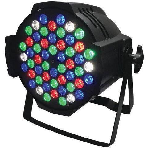 "QFX DL 103 8.5"" LED Disco Light - Peazz.com"