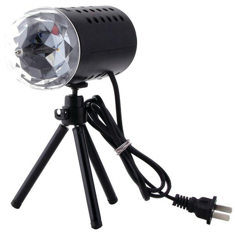 "QFX DL 154 7.5"" LED Disco Light - Peazz.com"