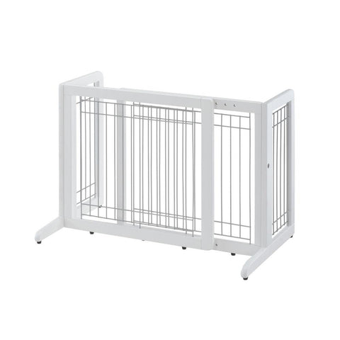 Richell R94156 Freestanding Pet Gate HL