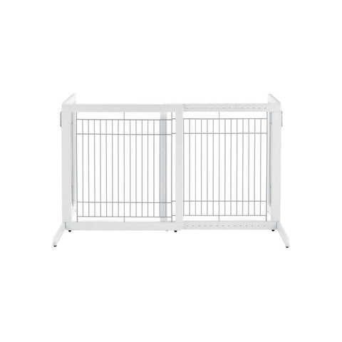 Richell R94158 Freestanding Pet Gate HL