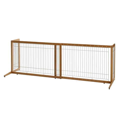 Richell R94180 Také Freestanding Pet Gate