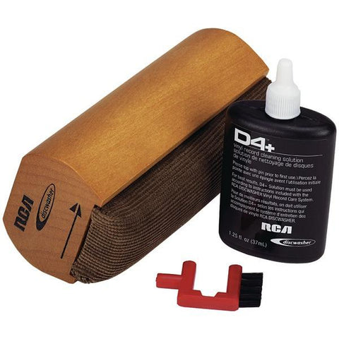 Discwasher RD1006 Wet System Vinyl Record Care System - Peazz.com