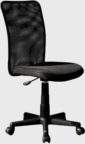 Techni Mobili RTA-9300B-BK Mesh Task Office Chair. Color : Black - Peazz.com - 1