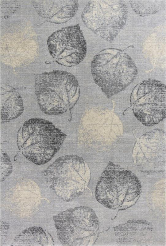 KAS Rugs REL710853X77 Relic Collection Grey Finish