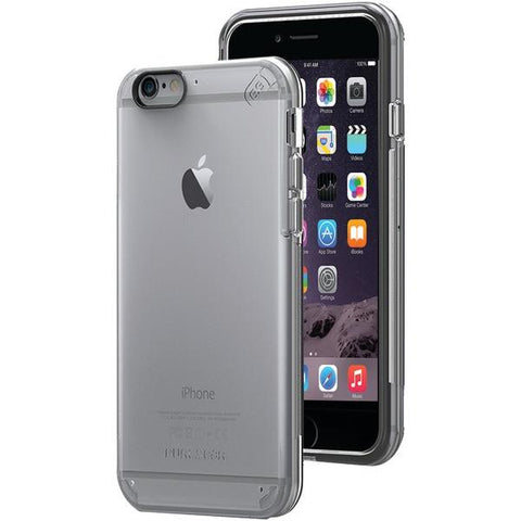 PureGear 11064VRP iPhone 6/6s Slim Shell PRO Case (Clear/Clear) - Peazz.com
