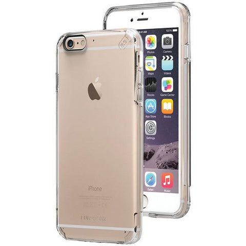 PureGear 11065VRP iPhone 6 Plus/6s Plus Slim Shell PRO Case (Clear/Clear) - Peazz.com