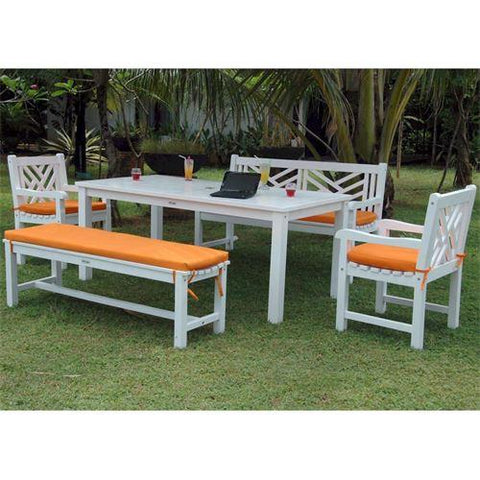 Anderson Teak SET-P15 Nottingham Collection - Peazz.com