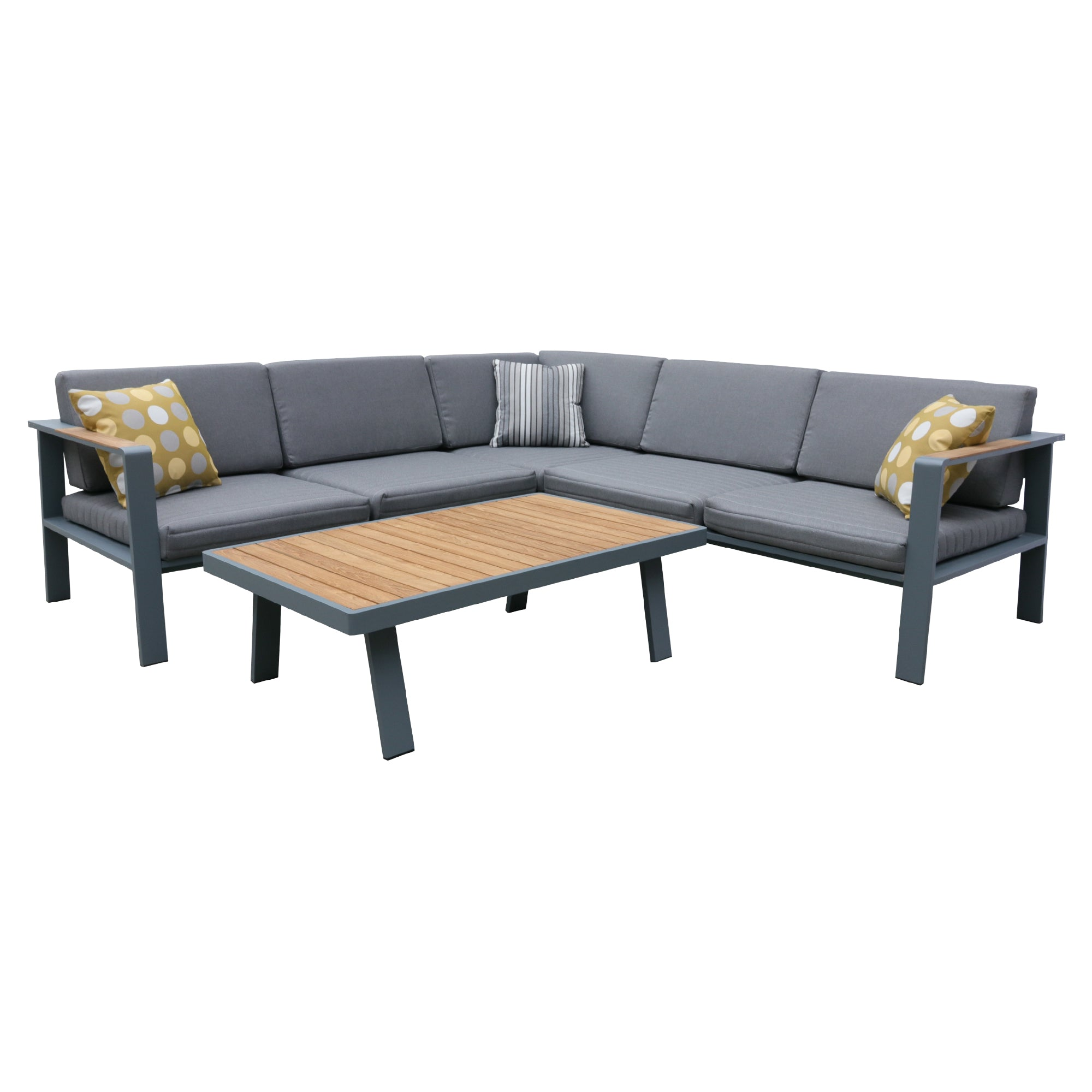 Outdoor Patio Sectional Set Charcoal Nofi Product Picture 2190. Order here.