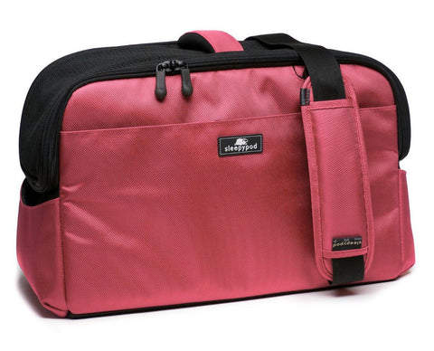 Sleepypod Atom AT-PNK Metro Pet Carrier (Blossom Pink) Small - Peazz.com