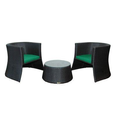Milano Dining Set 4643 Product Photo