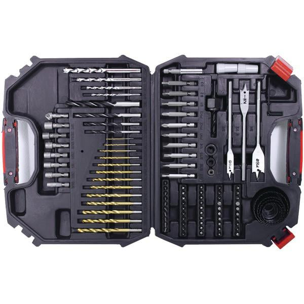 Image of American Builder HW2291 104-Piece Drill Bit Set
