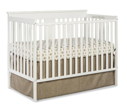 Storkcraft 04510-351 Mission Ridge Fs Conv Crib-White - Peazz.com