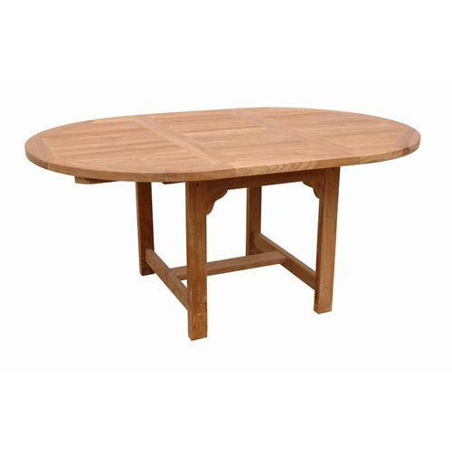 Anderson Teak Extension Table Oval 1796