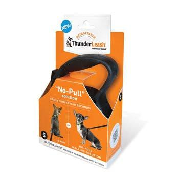Thundershirt No Pull Retractable Leash Small - Peazz.com