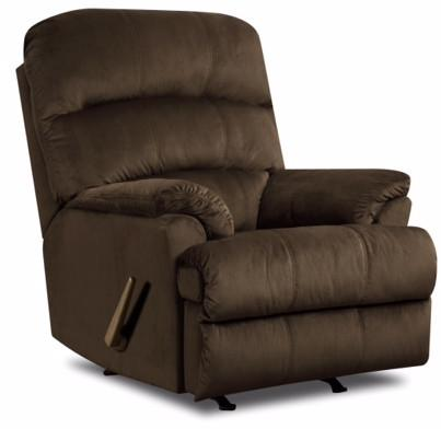 United Furniture Industries U271-19 Hampton Umber Rocker Recliner - Peazz.com