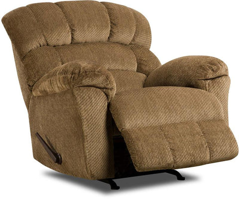 United Furniture Industries U558-19 Victor Amber Rocker Recliner - Peazz.com