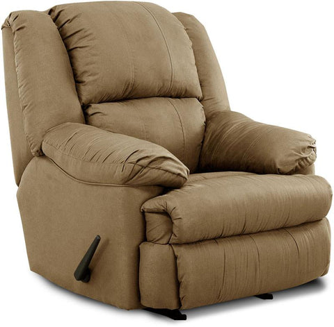 United Furniture Industries U604-19 Luna Latte Rocker Recliner - Peazz.com