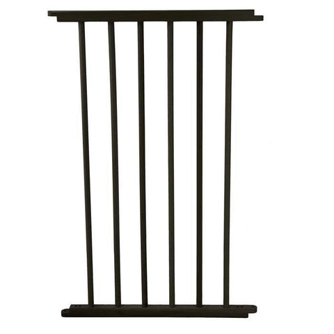 Cardinal Gates VG20-BK VersaGate Hardware Mounted Pet Gate Extension