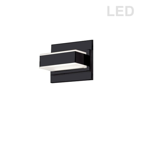 1 LT LED Wall Vanity, MB