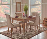 Bayden Hill W03486L Brigthon Light Natural Brown Table