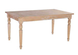 Linon W03486L Brigthon Light Natural Brown Table