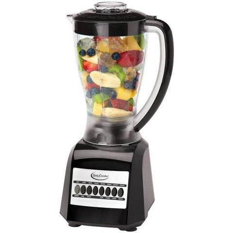 Betty Crocker BC-2356CB Blender with Plastic Jar - Peazz.com
