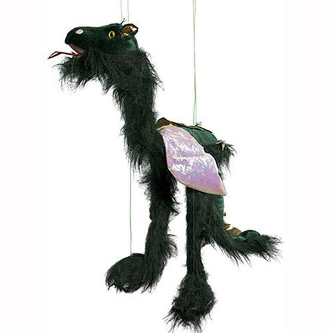 "Sunny Toys 38"" Large Green Dragon"