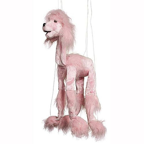 "Sunny Toys 38"" Large Pink Poodle"