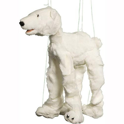 "Sunny Toys 38"" Large Four-Leg Bear (Polar"
