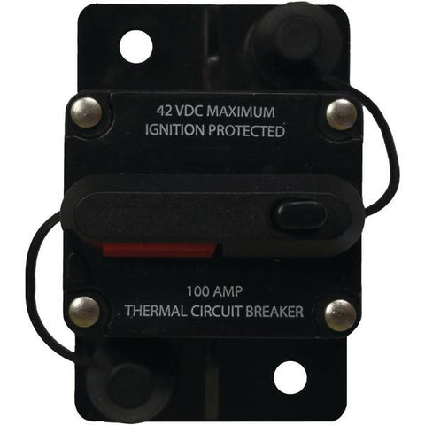 Battery Doctor 31209-7 Manual-Reset Circuit Breaker (200 Amps) - Peazz.com