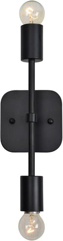 Ren-Wil WS008 Albany I Collection Matte Black Finish