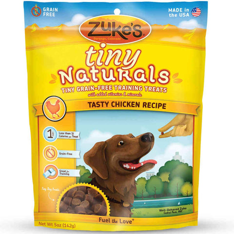 Zuke's Z-33071 Tiny Naturals Roasted Chicken 5 oz.