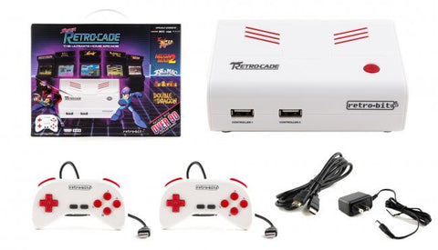 Super Retro-Cade Plug and Play Game Console (RB-PP-9790)