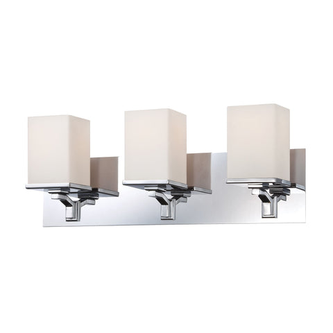 Alico BV2083-10-15 Ramp Collection Chrome Finish Vanity
