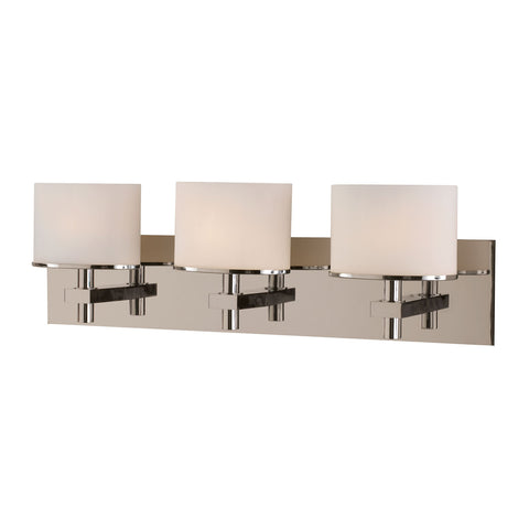 Alico BV513-10-16P Ombra Collection Satin Nickel Finish Vanity