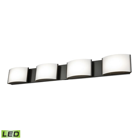 Alico BVL914-10-45 Pandora LED Collection Oiled Bronze Finish Vanity