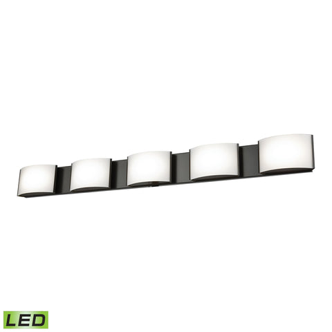 Alico BVL915-10-45 Pandora LED Collection Oiled Bronze Finish Vanity