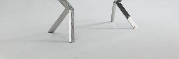 Legs Extendable Dining Table Butterfly