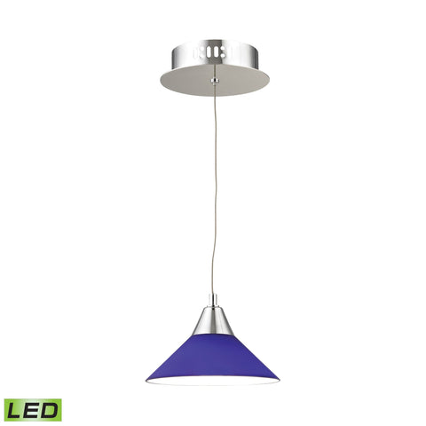 Alico LCA101-7-15 Cono Collection Chrome Finish Pendant