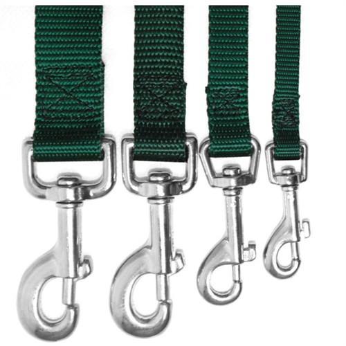 Majestic Pet Products 3/4in x 4ft Lead Green By Majestic Pet Products