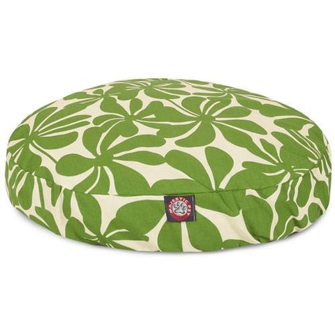 Majestic Pet Products Sage Plantation Small Round Pet Bed - Peazz.com
