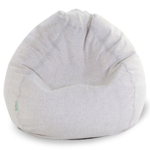 Majestic Home Goods 85907264001 Magnolia Wales Small Classic Bean Bag - Peazz.com