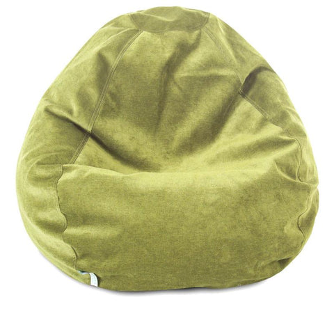 Majestic Home Goods 85907264030 Villa Apple Small Classic Bean Bag - Peazz.com