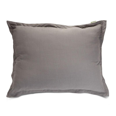 Majestic Home Goods 85907266002 Gray Wales Floor Pillow - Peazz.com